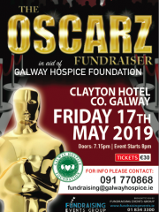 in aid of Galway Hospice